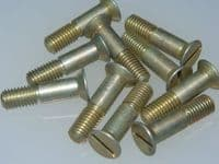 Slotted Head Screws